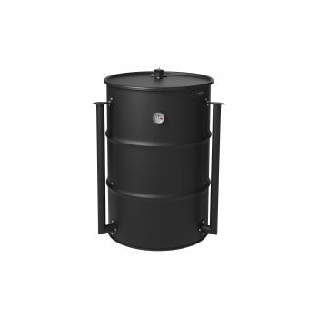 Drumbecue Original Charcoal BBQ Drum Upright Pit Smoker Grill
